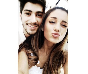 ariana grande, zayn malik, and one direction image