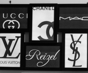 brands, fashion, and glam image