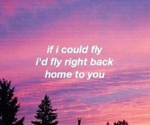 one direction, if i could fly, and quote image