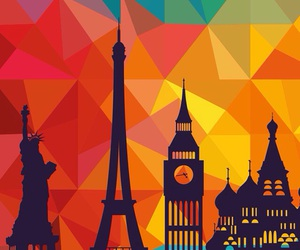 wallpaper, background, and parís image