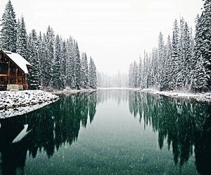 weheartit, winter, and urbanodreams image
