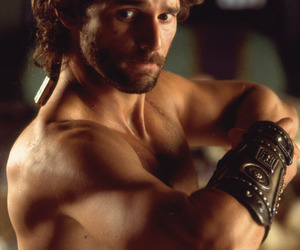Eric Bana, troy, and hector image