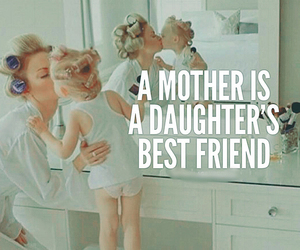 quote, daughter, and kids image