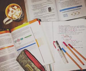 hard work, studying, and studyblr image