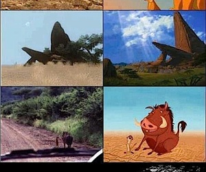 lion king, funny, and disney image