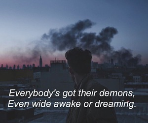5sos, demons, and jet black heart image