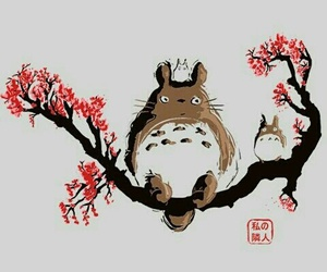 totoro, ghibli, and studio ghibli image