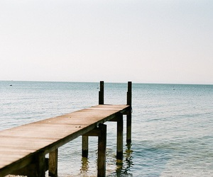 sea, summer, and photography image