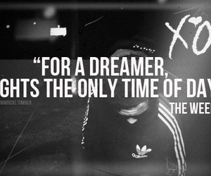 quotes, dreamer, and xo image