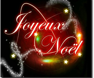 frances, feliz navidad, and joyeux noel image