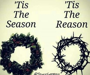 christmas, god, and jesus image