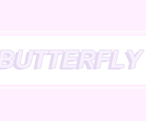 butterfly, header, and jin image