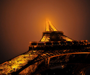 paris, tower, and eiffel tower image