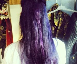 colour, grunge, and dark purple image