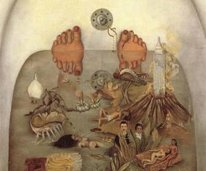 frida kahlo, art, and what the water gave me image