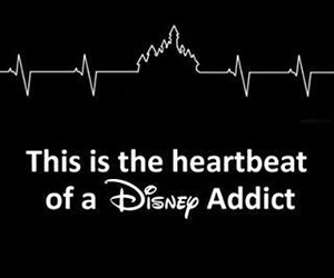 disney, addict, and heartbeat image
