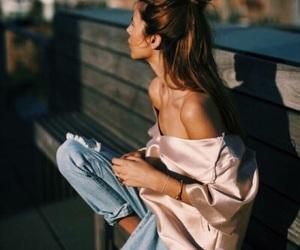 fashion, shirt, and girl image
