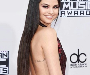 beautiful, american music awards, and gomez image