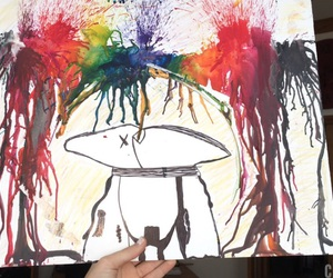 crayons, creativity, and project image