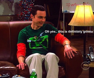 big bang theory, sheldon cooper, and funny image