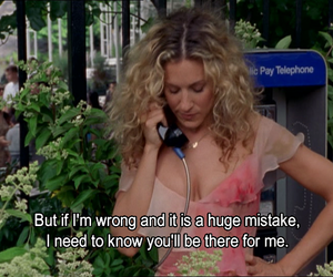 Carrie Bradshaw, quotes, and satc image