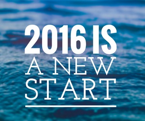 2016, start, and new image
