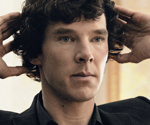 holmes, sherlock, and benedict cumberbatch image