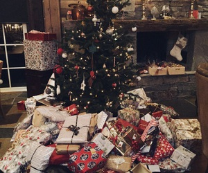 christmas and gifts image