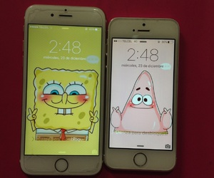 bob, iphones, and patric image