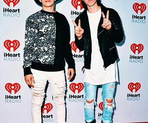 brothers, hayes grier, and nash grier image