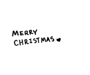 merry christmas and overlay image