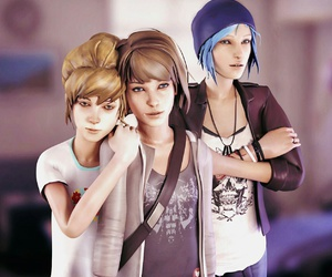 life, strange, and life is strange image