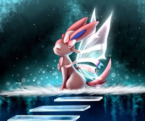 pokemon, anime, and butterfly image