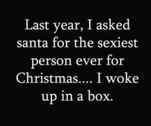 christmas, sexy, and funny image