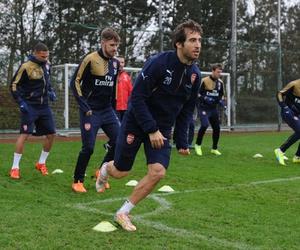 Arsenal, flamini, and afc image