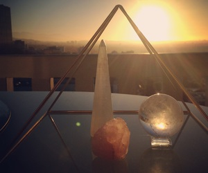 chakras, healing, and quartz image