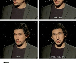 star wars and adam driver image