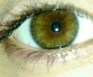 brown, eyes, and green image