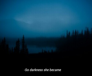 dark and Darkness image