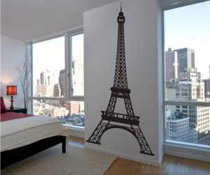 paris, beautiful, and bedroom image