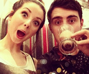 couple and zoella image