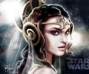 star wars and padme amidala image