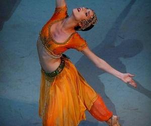 ballerina, ballet, and la bayadere image