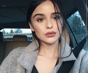 girl, acacia brinley, and makeup image