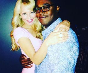 arrow, serie, and charlotte ross image