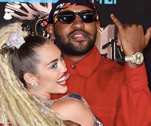 mike will made it and miley cyrus image