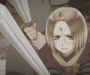 hetalia, screenshot, and aph poland image