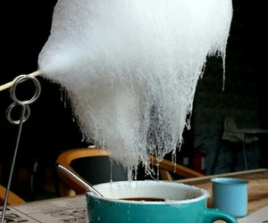 cottoncandy coffee image