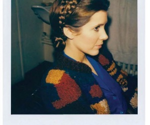 star wars, carrie fisher, and Princess Leia image