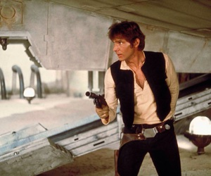 han solo, photography, and star wars image